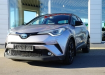 Toyota C-HR 1,8 B/EL First Edition Multidrive S 122HK 5d Aut.