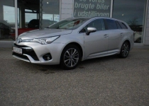 Toyota Avensis Touring Sports 2,0 D-4D T2 143HK Stc 6g