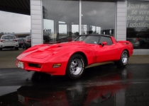 Corvette Stingray 5,7 V8 300HK Cabr.